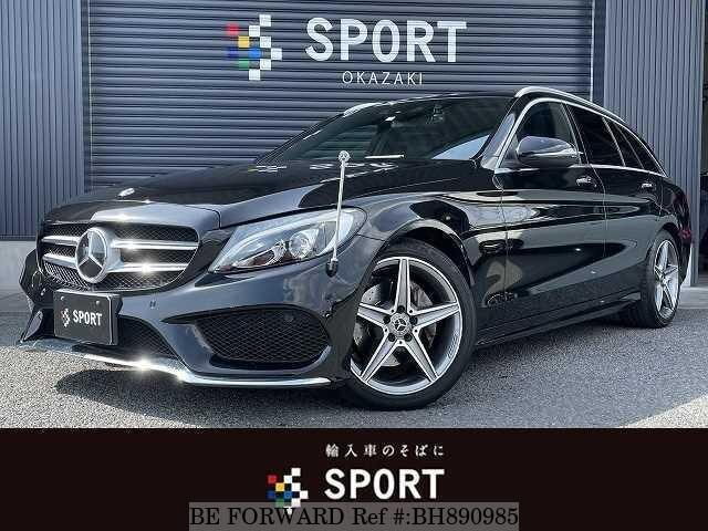 Used 2018 MERCEDES-BENZ C-CLASS BH890985 for Sale