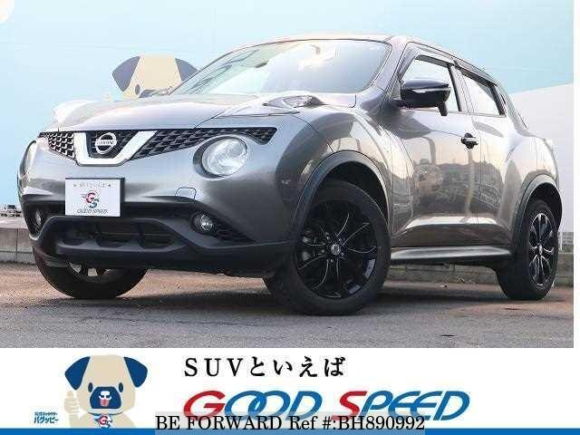 Used 2014 NISSAN JUKE BH890992 for Sale