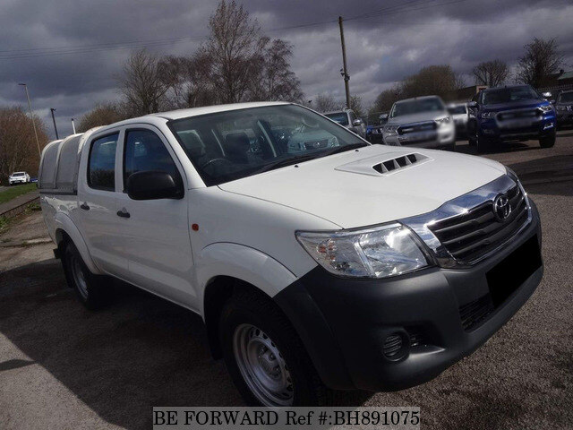 Used 2015 TOYOTA HILUX BH891075 for Sale
