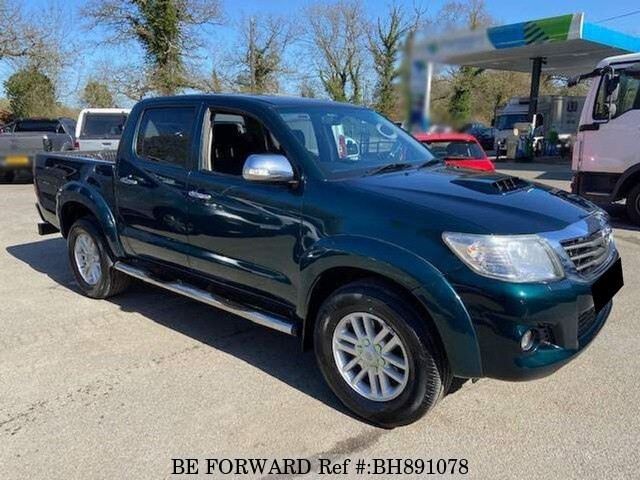 Used 2015 TOYOTA HILUX BH891078 for Sale