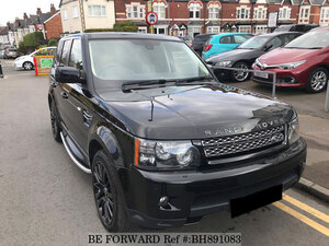 Used 2013 LAND ROVER RANGE ROVER SPORT BH891083 for Sale