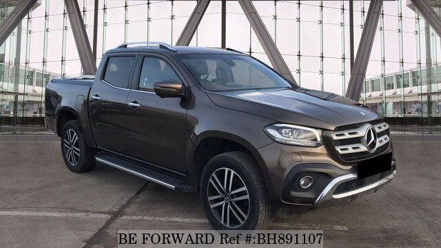Used 2017 MERCEDES-BENZ X-CLASS BH891107 for Sale