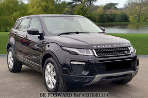 Used 2018 LAND ROVER RANGE ROVER EVOQUE BH891114 for Sale