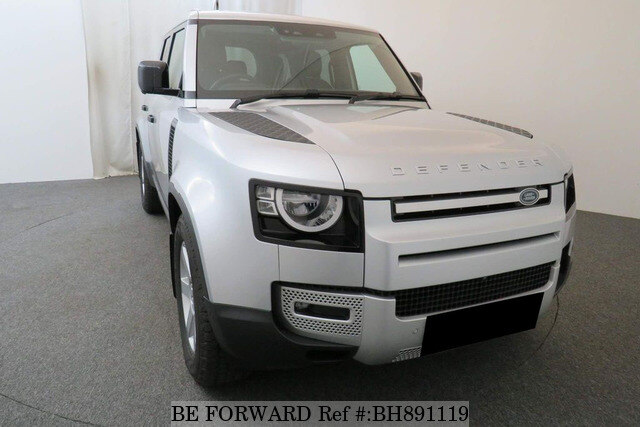 Used 2020 LAND ROVER DEFENDEDR 110 BH891119 for Sale
