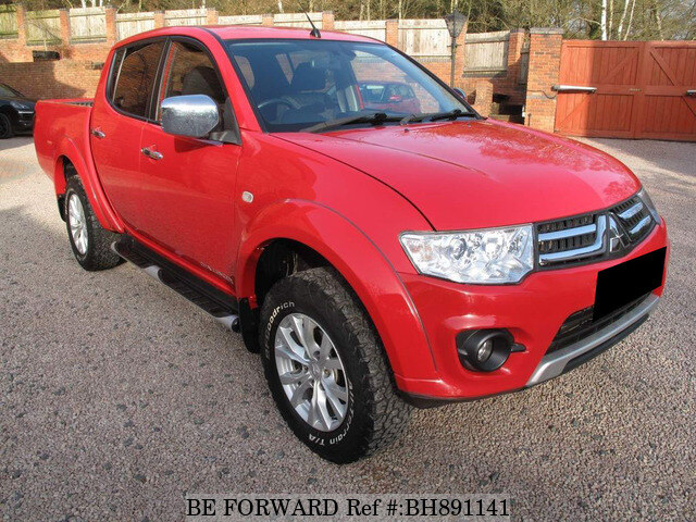 Used 2015 MITSUBISHI L200 BH891141 for Sale