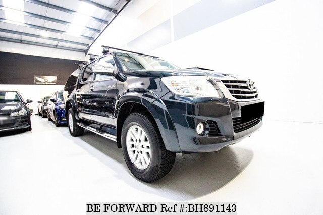 Used 2016 TOYOTA HILUX BH891143 for Sale