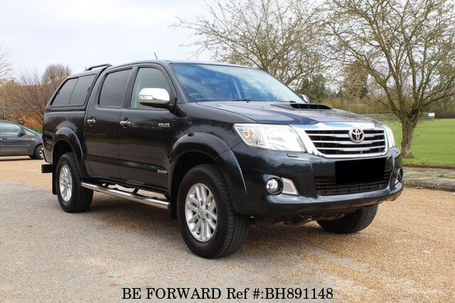 Used 2016 TOYOTA HILUX BH891148 for Sale