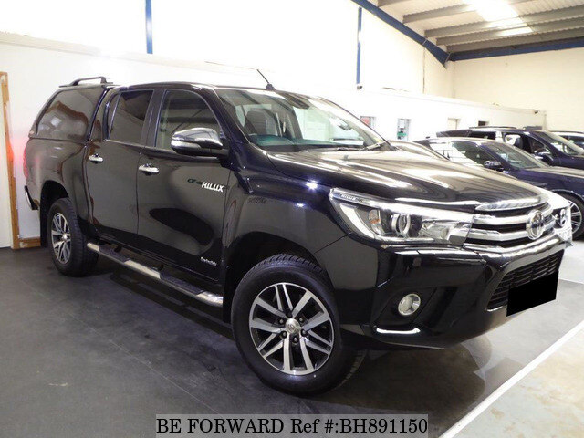 Used 2017 TOYOTA HILUX BH891150 for Sale