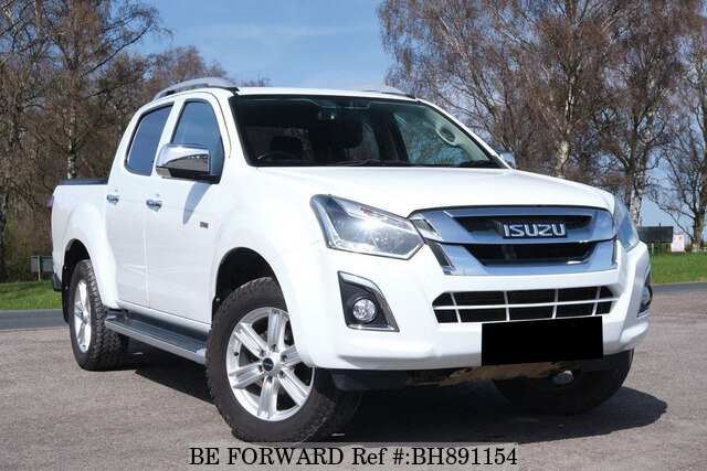 Used 2017 ISUZU D-MAX BH891154 for Sale