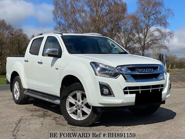 Used 2017 ISUZU D-MAX BH891159 for Sale