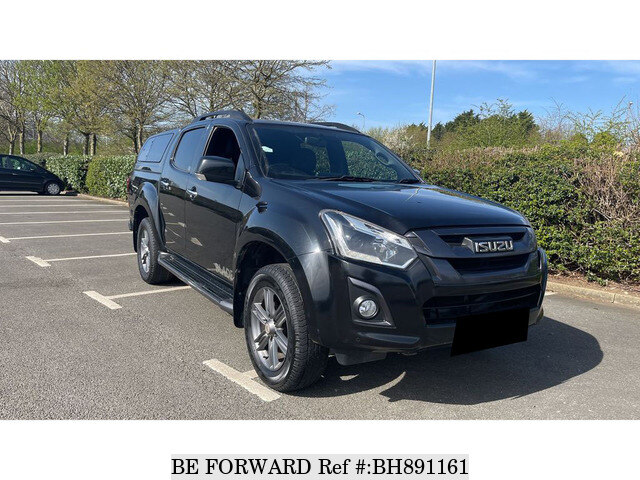 Used 2018 ISUZU D-MAX BH891161 for Sale