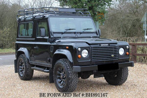 Used 2004 LAND ROVER DEFENDER BH891167 for Sale