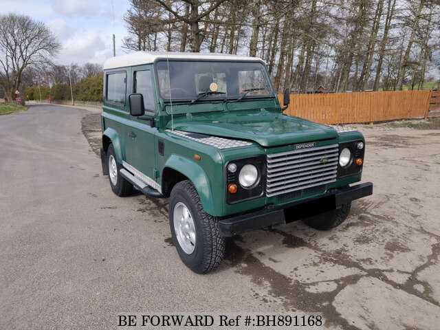 Used 2006 LAND ROVER DEFENDER BH891168 for Sale