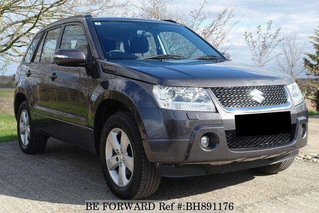 Used 2011 SUZUKI GRAND VITARA BH891176 for Sale