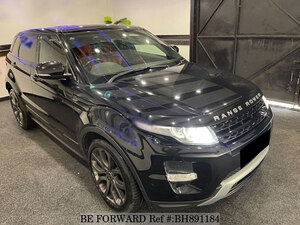 Used 2013 LAND ROVER RANGE ROVER EVOQUE BH891184 for Sale