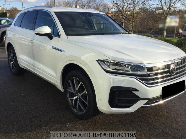 Used 2020 VOLKSWAGEN TOUAREG BH891195 for Sale