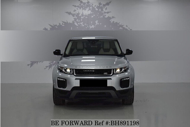 Used 2017 LAND ROVER RANGE ROVER EVOQUE BH891198 for Sale