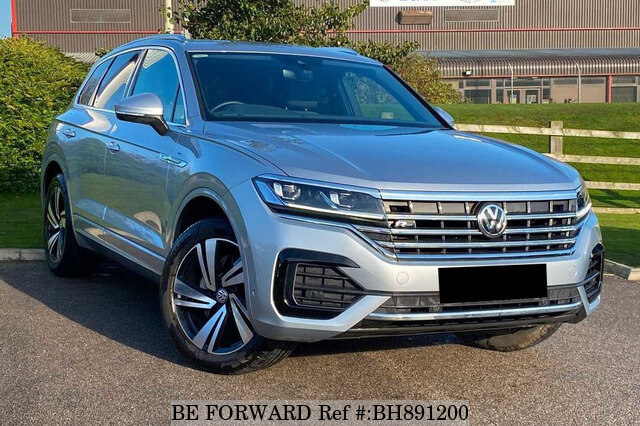 Used 2020 VOLKSWAGEN TOUAREG BH891200 for Sale
