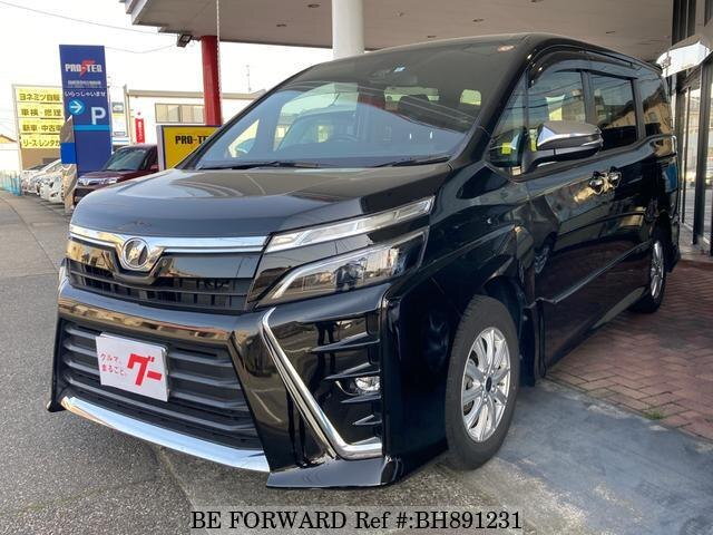 Used 2018 TOYOTA VOXY BH891231 for Sale