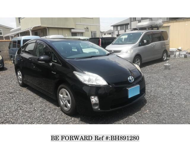 Used 2009 TOYOTA PRIUS BH891280 for Sale