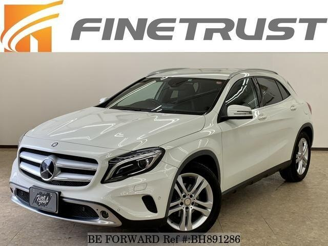 Used 2014 MERCEDES-BENZ GLA-CLASS BH891286 for Sale
