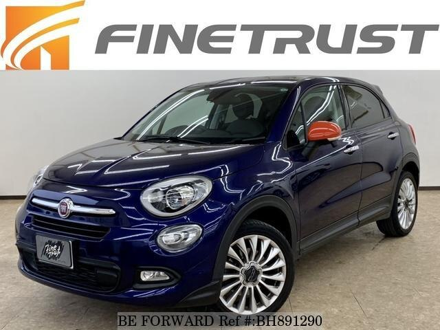 Used 2017 FIAT 500 BH891290 for Sale