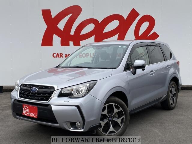 Used 2016 SUBARU FORESTER BH891312 for Sale