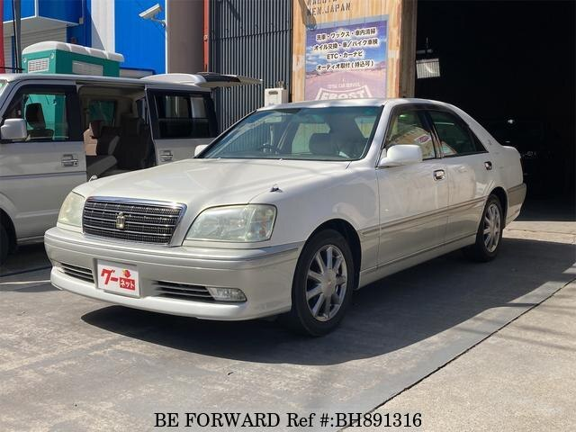 Used 2003 TOYOTA CROWN BH891316 for Sale