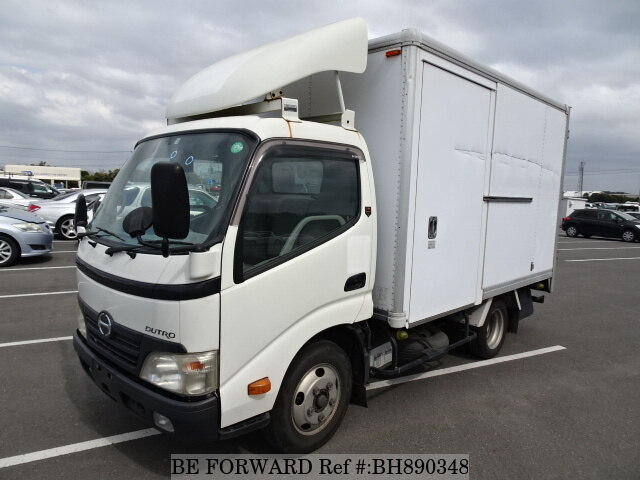 Used 2010 HINO DUTRO BH890348 for Sale