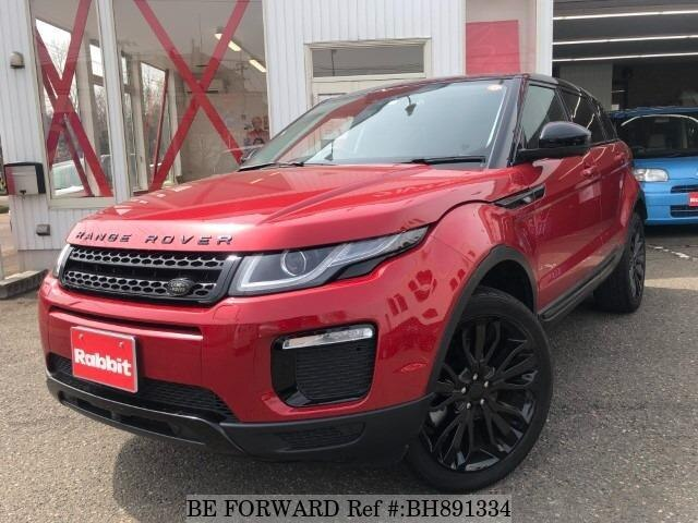 Used 2016 LAND ROVER RANGE ROVER EVOQUE BH891334 for Sale
