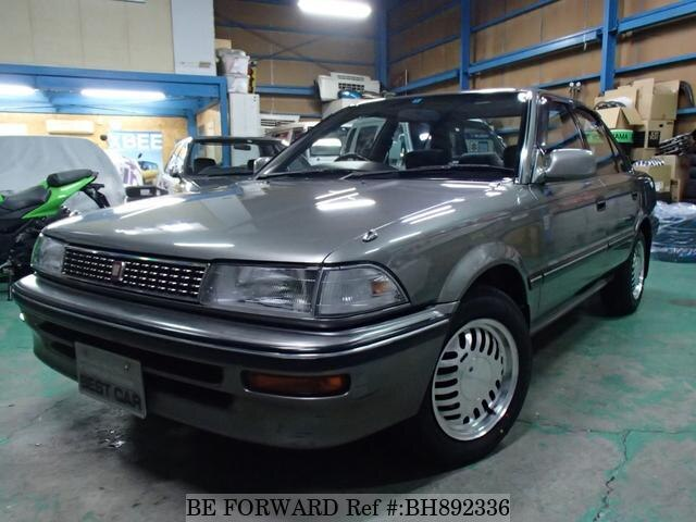Used 1990 TOYOTA COROLLA BH892336 for Sale