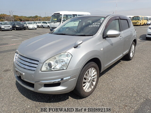 Used 2009 NISSAN DUALIS BH892138 for Sale