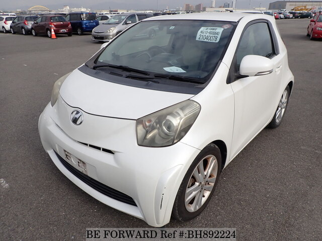 Used 2009 TOYOTA IQ BH892224 for Sale