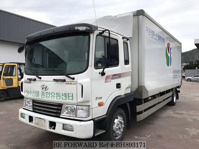 Used 2012 HYUNDAI MEGATRUCK BH893171 for Sale
