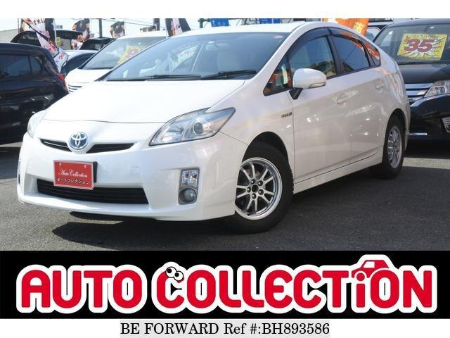 Used 2010 TOYOTA PRIUS BH893586 for Sale