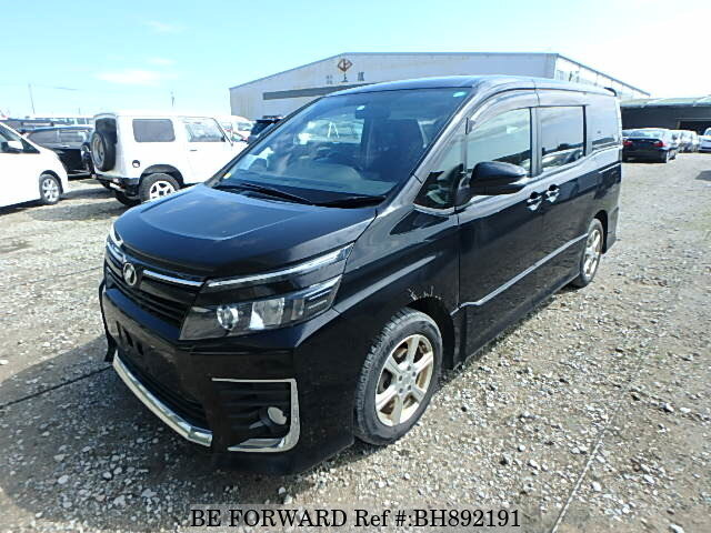 Used 2014 TOYOTA VOXY BH892191 for Sale