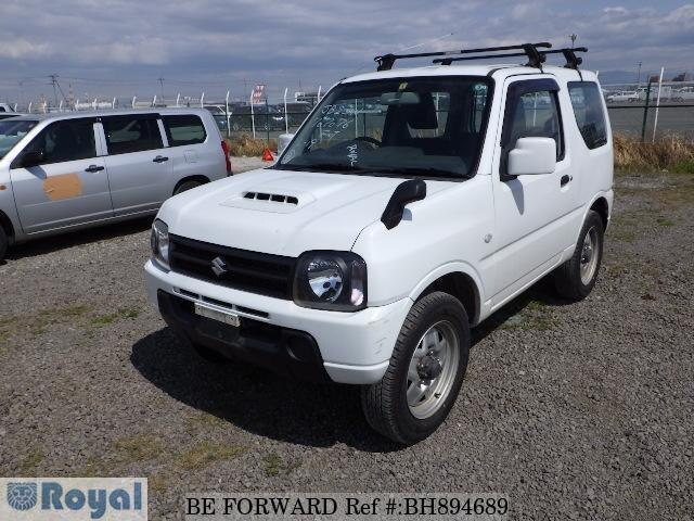 Used 2014 SUZUKI JIMNY BH894689 for Sale