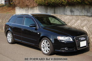 Used 2005 AUDI A4 BH895366 for Sale