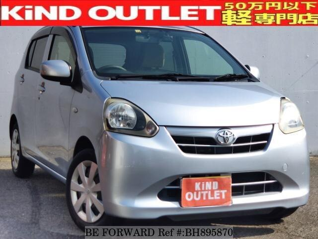 Used 2012 TOYOTA PIXIS EPOCH BH895870 for Sale