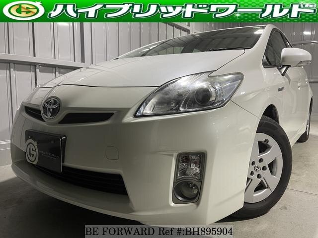 Used 2010 TOYOTA PRIUS BH895904 for Sale