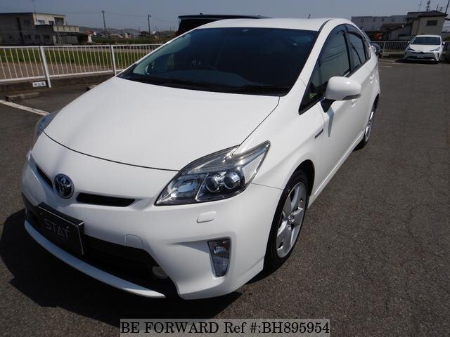 Used 2012 TOYOTA PRIUS BH895954 for Sale
