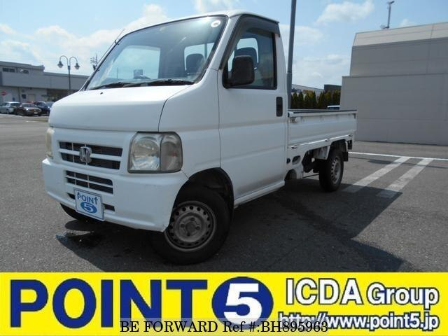 Used 2001 HONDA ACTY TRUCK BH895963 for Sale