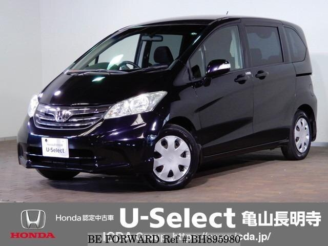 Used 2012 HONDA FREED BH895980 for Sale