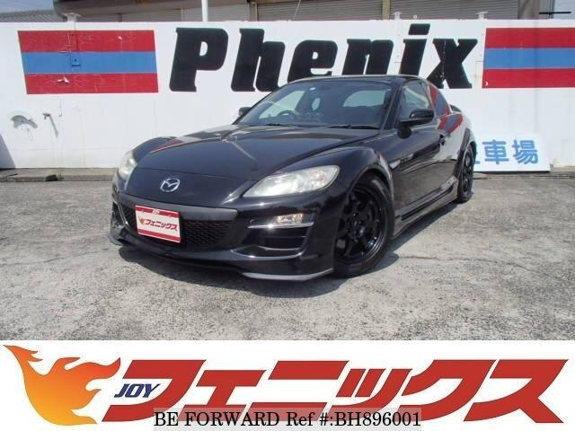 Used 2008 MAZDA RX-8 BH896001 for Sale