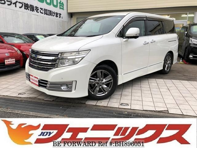 Used 2011 NISSAN ELGRAND BH896051 for Sale