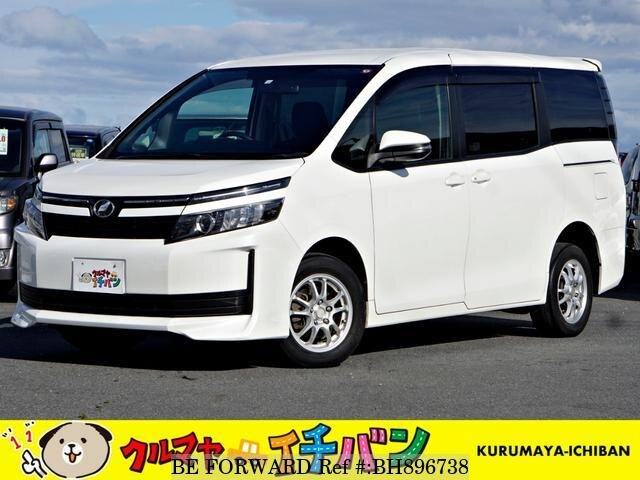 Used 2014 TOYOTA VOXY BH896738 for Sale