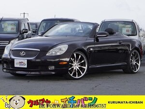 Used 2001 TOYOTA SOARER BH896757 for Sale
