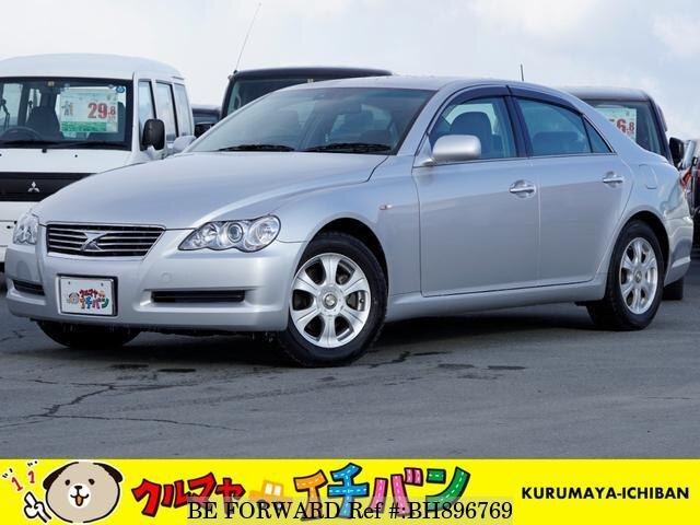 Used 2005 TOYOTA MARK X BH896769 for Sale