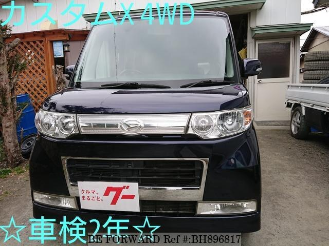 Used 2008 DAIHATSU TANTO BH896817 for Sale