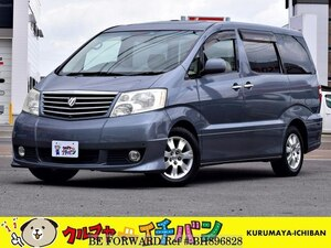 Used 2002 TOYOTA ALPHARD BH896828 for Sale